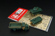 Brengun Models  1/144 Bundeswehr Vehicles 2 sets (REV) BRL144124