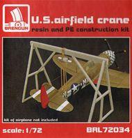 U.S. Airfield gantry crane #BRL72034