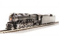 Broadway Limited Locos  N Prr M1a 4-8-2 P3 6766- Net Pricing BWL3635