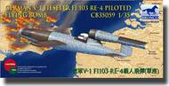 Bronco Models  1/35 V.1 Fi.103 Re-4 Piloted Flying Bomb BOM35059