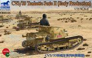 Bronco Models  1/35 CV-3/33 Tankee Series Ii BOM35125
