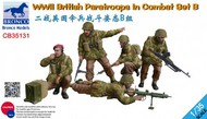 Bronco Models  1/35 Wwii Brit Paratroops B BOM35131