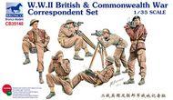 Bronco Models  1/35 Wwii British Correspondent BOM35140
