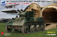Bronco Models  1/35 A17 Vickers Tetrarch Mki- Net Pricing BOM35210