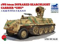Bronco Models  1/35 sWs 60cm Searchlight Carrier- Net Pricing BOM35212