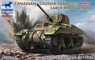 Bronco Models  1/35 Canadian Cruiser Tank Ram MK.II Early Production - Pre-Order Item BOM35215