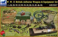 Bronco Models  1/35 WW2 British Airborne Weapon & Equipment Set BOM3567