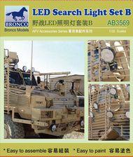 LED Search Light Set B #BOM3569