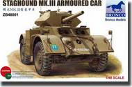 Bronco Models  1/48 Staghound Mk.III Armored Car - Pre-Order Item BOM48001