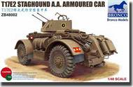 Bronco Models  1/48 T17E2 Staghound A.A. Armoured Car BOM48002