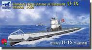 Bronco Models  1/350 German Long Range Type U-IX Submarine BOM5008