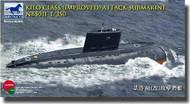 Bronco Models  1/350 Kilo Class Improved Attack Submarine BOM5011