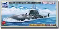 "Bronco Models  1/350 Russian Akula II Class Attack Submarine ""K335 Giepard"" BOM5020"