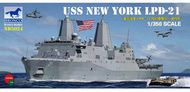 Bronco Models  1/35 USS NEW YORK LPD-210 BOM5024