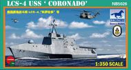 Bronco Models  1/35 Uss Coronado Lcs-40 BOM5026