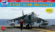 Bronco Models  1/350 McDonnell-Douglas AV-8B Harrier II (4 kits in the box) BOM5030