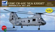 Bronco Models  1/350 Boeing CH-46E Sea Knight BOM5031