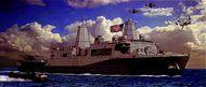 Bronco Models  1/35 USS SAN DIAGO LPD-220 BOM5038