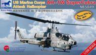 Bronco Models  1/350 Bell AH-1W Super Cobra USMC (3/bx) BOM5049