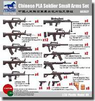 Bronco Models  1/35 Chinese PLA Small Arms Set: Assault Rifles and Guns BOMA3537