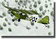 "Bronco Models  1/35 Piper Cub L4H Grasshopper"" w/ resin figure BOM35014"