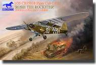 Bronco Models  1/35 WWII Piper Cub L4H Rosie the Rocketeer Aircraft BOM35018