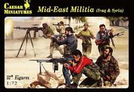 Mid-East Militia Iraq & Syria (32+) #CMFH101