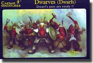 Caesar Miniatures Figures  1/72 Viking Warrior Dwarves - Pre-Order Item CMF101