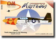 CAM Decals  1/24 North American P-51B Mustang CMD24014