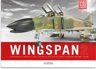 Canfora Design & Publishing   N/A Wingspan Vol.2: 1/32 Aircraft Modelling CFA547