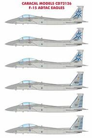 F-15 ADTAC Eagles* #CARCD72126