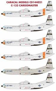 Douglas C-133 Cargomaster #CD144021