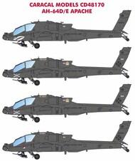 Boeing AH-64D/E Apache - Pre-Order Item #CD48170