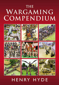 Casemate   N/A The Wargaming Compendium (Hardback) CAS2212