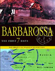 Casemate   N/A Barbarossa: the First Seven Da CAS3236