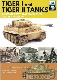 Tank Craft: Tiger I & Tiger II German Army & Waffen SS Eastern Front 1944 #CAS5349