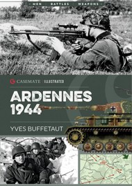 Casemate   N/A Ardennes 1944 The Battle of the Bulge CAS6697