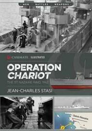 Casemate  No Scale Men-Battle-Weapons: Operation Chariot - The St Nazaire Raid, 1942 CAS7298