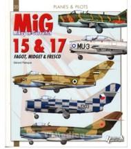 Casemate   N/A Planes & Pilots 20: MiG-15 & 17 Fagot, Midget & Fresco CASPP20