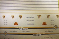 Chimneyville Hobbies  1/24-1/25  Colorado, Utah & Aurora State Trooper Police Decals CHI3009