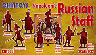 Chintoys  1/32 Napoleonic Soviet Staff (NO BOX. THIS IS POLY BAGGED) CHT005