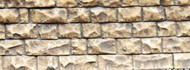 Chooch Enterprises  HO/N  Flexible Small Cut Stone Wall CHO8260