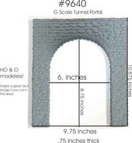 Chooch Enterprises  G Sgl Cut Stone Portal ## CHO9640