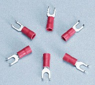 CIR-KIT CONCEPTS INC.   N/A Insulated Flanged Spade Lugs (6) CKT1102