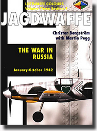 Classic Aviation Publications   N/A Collection - Luftwaffe Colours: Jagdwaffe Vol.3 Sec.4 The War in Russia Jan.-Oct. 1942 CLU237_old