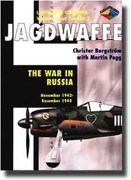 Classic Aviation Publications   N/A Luftwaffe Colours: Jagdwaffe Vol.4 Sec.3 The War in Russia Nov. 1942-Dec. 1943 CLU369