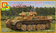 CLASSY HOBBY  1/16 Pz.Kpfw. II Ausf L Luchs (Sd.Kfz 123) 9th Pz Division Light Recon Tank - Pre-Order Item CSY16001
