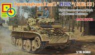 Classy Hobby  1/16 Pz.Kpfw. II Luchs 4th Pz. Div. Light Recon Tank CSY16003