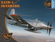 Clear Prop Models  1/48 Douglas XA2D-1 Skyshark - Pre-Order Item CP4802