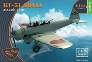 Ki-51 Sonia Japanese Assault Aircraft (2) (Starter) #CPP144001